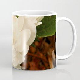 Double Bloodroot Coffee Mug