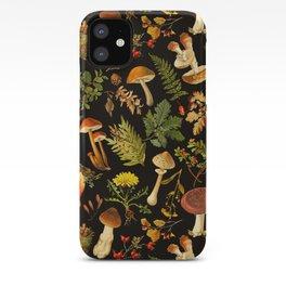 Vintage & Shabby Chic - Autumn Harvest Black iPhone Case