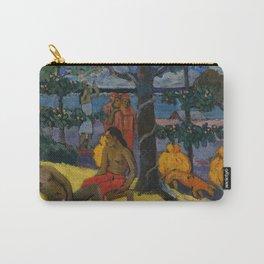 """Paul Gauguin """"Te Arii Vahine (La Femme Aux Mangos)"""" Carry-All Pouch"""