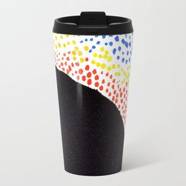 black moon Travel Mug