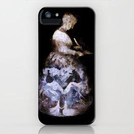 Madame de Villeneuve iPhone Case