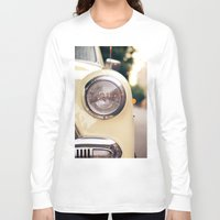 car Long Sleeve T-shirts featuring The car by Nina's clicks