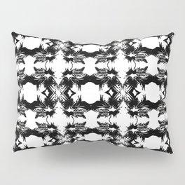 Paper Quilling Illustrated Design Pillow Sham