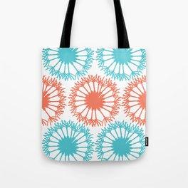 Dandelion Pattern Tote Bag