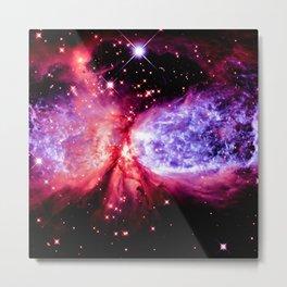 Nebula : A Star is Born Metal Print