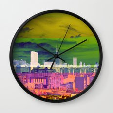 New York City   Project L0̷SS   Wall Clock