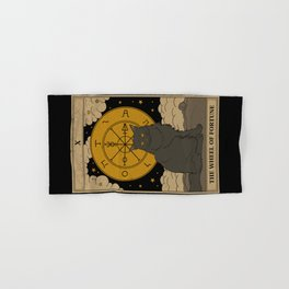 The Wheel of Fortune Hand & Bath Towel