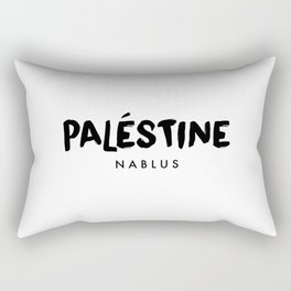 Nablus x Palestine Rectangular Pillow