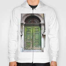 Green Door Hoody