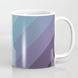 Desert View Gradient Diagonal Coffee Mug