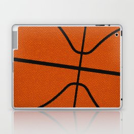 Fantasy Basketball Super Fan Free Throw Laptop & iPad Skin