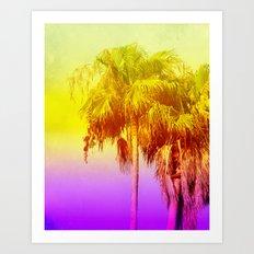 Summer Love (2) Art Print