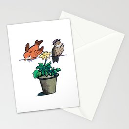 Party Line Stationery Cards