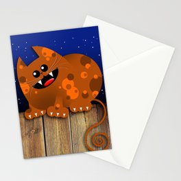 CALICO CAT Stationery Cards