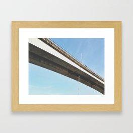 Rostov Bridge Framed Art Print