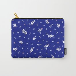 Hibiscus Hawaiian Flowers Carry-All Pouch