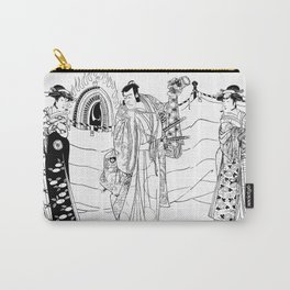 Dance C Carry-All Pouch