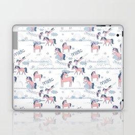 Unicorn hills Laptop & iPad Skin