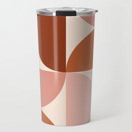 Bold Minimalism IX Travel Mug