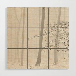 nature abstract Wood Wall Art
