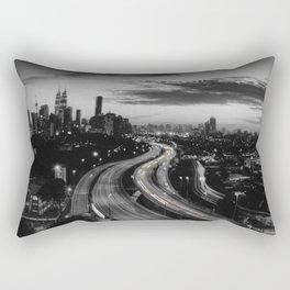 Kuala Lumpur City Centre Rectangular Pillow