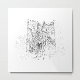 Alien planet. Vol. 5 Metal Print