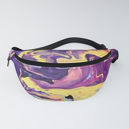 Pooling Paint 3 Fanny Pack