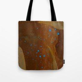 joelarmstrong_rust&gold_082 Tote Bag