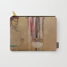 Upper West Side W Carry-All Pouch
