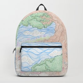 Roots and Leaves Backpack