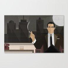 Where The Truth Lies... Canvas Print