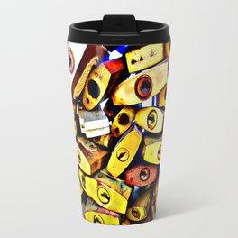 promise padlock Travel Mug