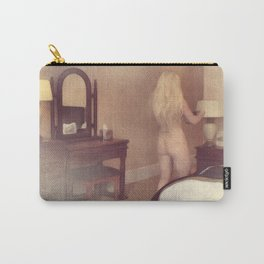 The Voyeur Carry-All Pouch