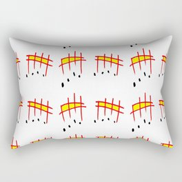 melody 3-music,melody, mark, music notation,fun, solfeggio, pleasure, rythm, dance, art Rectangular Pillow