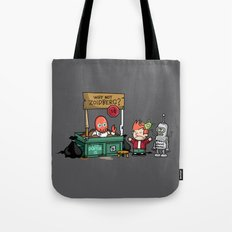 The Doctor is In.... Why not Zoidberg? Tote Bag