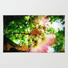 Mimosa Flower Rug