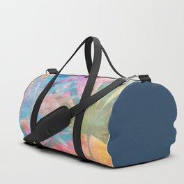 Watercolor Magic Duffle Bag
