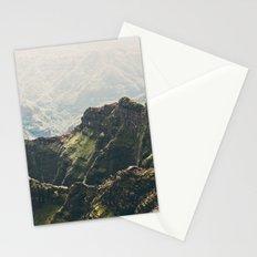 Hawaii Green Stationery Cards