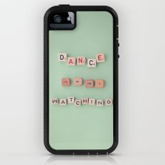 dance like no one is watching iPhone (5, 5s) Adventure Case