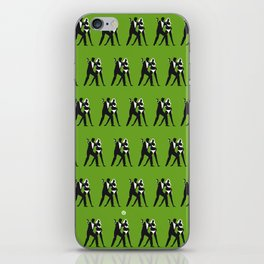 Green Dr No iPhone Skin