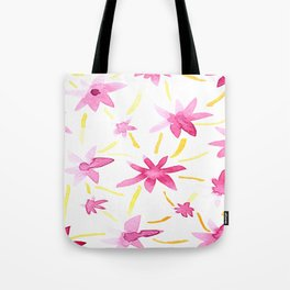 Magenta Love Tote Bag