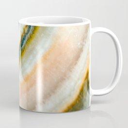 Moss Cafe Quartz Crystal Coffee Mug