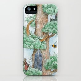 Tree Daydream iPhone Case