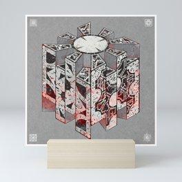 Hellraiser Puzzlebox D Mini Art Print