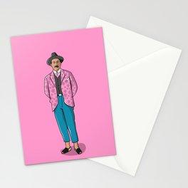 Jose Gregorio Hernandez POP - TrincheraCreativa Stationery Cards
