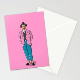 Jose Gregorio Hernandez POP - TrincheraCreativa Stationery Cards