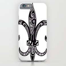 Fleur Di Lis  Slim Case iPhone 6s