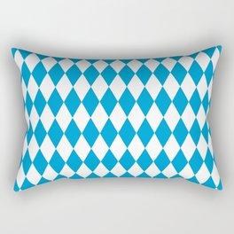 German Bavarian Pattern Oktoberfst Rectangular Pillow