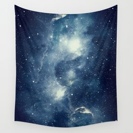 Galaxy Next Door Wall Tapestry
