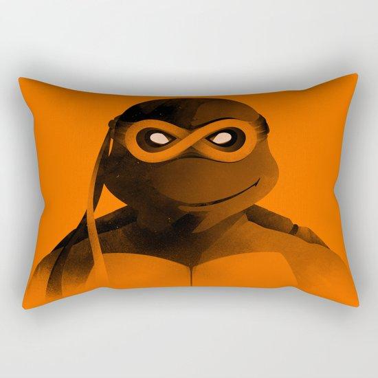 Michelangelo Forever Rectangular Pillow